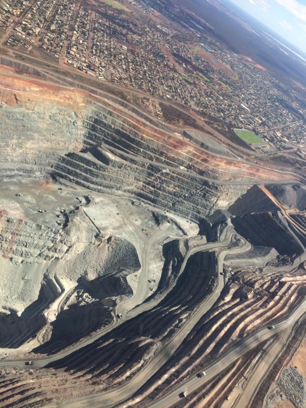 The Super Pit, Kalgoorlie