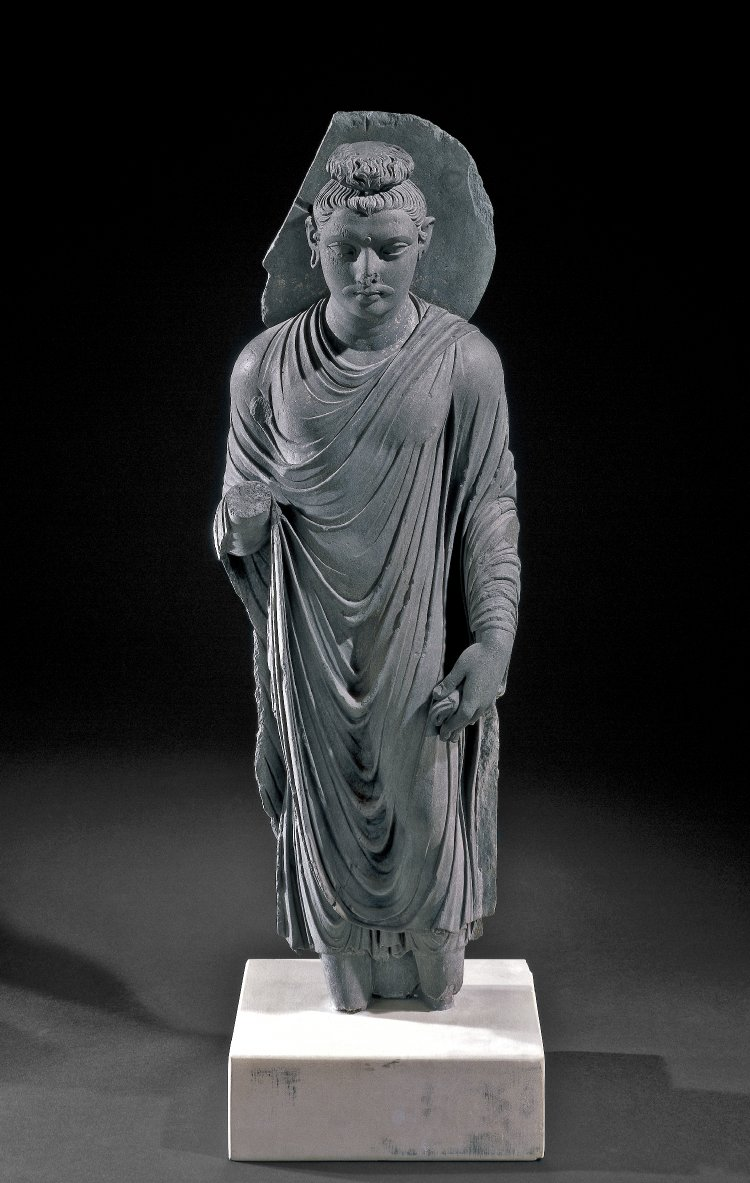 an analysis of the figures in history on the topic of buddhism History of buddhism including siddartha gautama, four truths, eightfold path, the spread of buddhism, mahayana and theravada, buddhism in east asia, buddhist murals, printing, the printed book, buddhist banners and scrolls, new buddhist sects in japan, buddhism today.