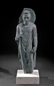 One of the first statues of Buddha ever made