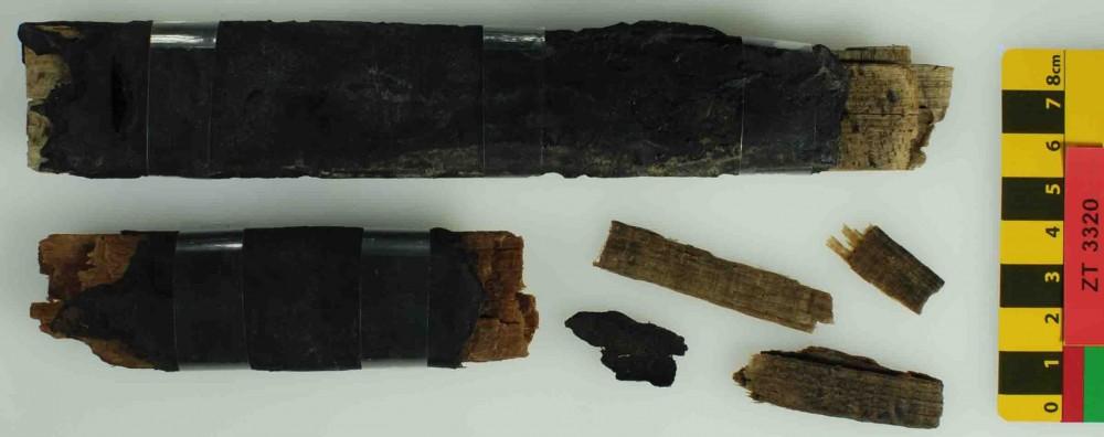 Armament artefact recovered from Zuiddorp (Zuytdorp)