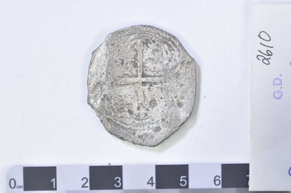 Silver 8 Reales