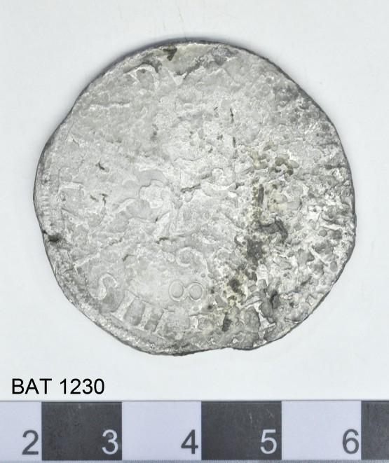Silver Burgundian Daalder