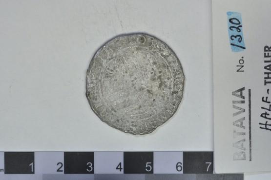 Silver 1/2 Taler