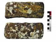 Bricks artefact recovered from Batavia