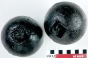 Armament artefact recovered from Vergulde Draak (Draeck) (Gilt Dragon)