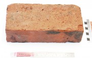 Bricks artefact recovered from Samuel Wright
