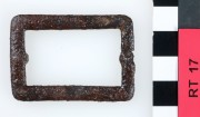 FERROUS artefact recovered from Rat Island