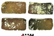 Bricks artefact recovered from Lancier [Stragglers]