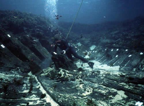 Batavia Maritime Archaeology Databases