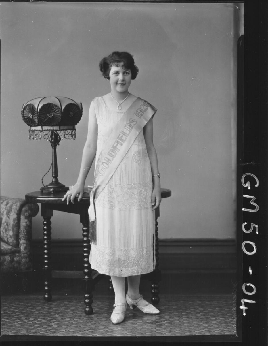 Miss Goldfields 1926, Churack