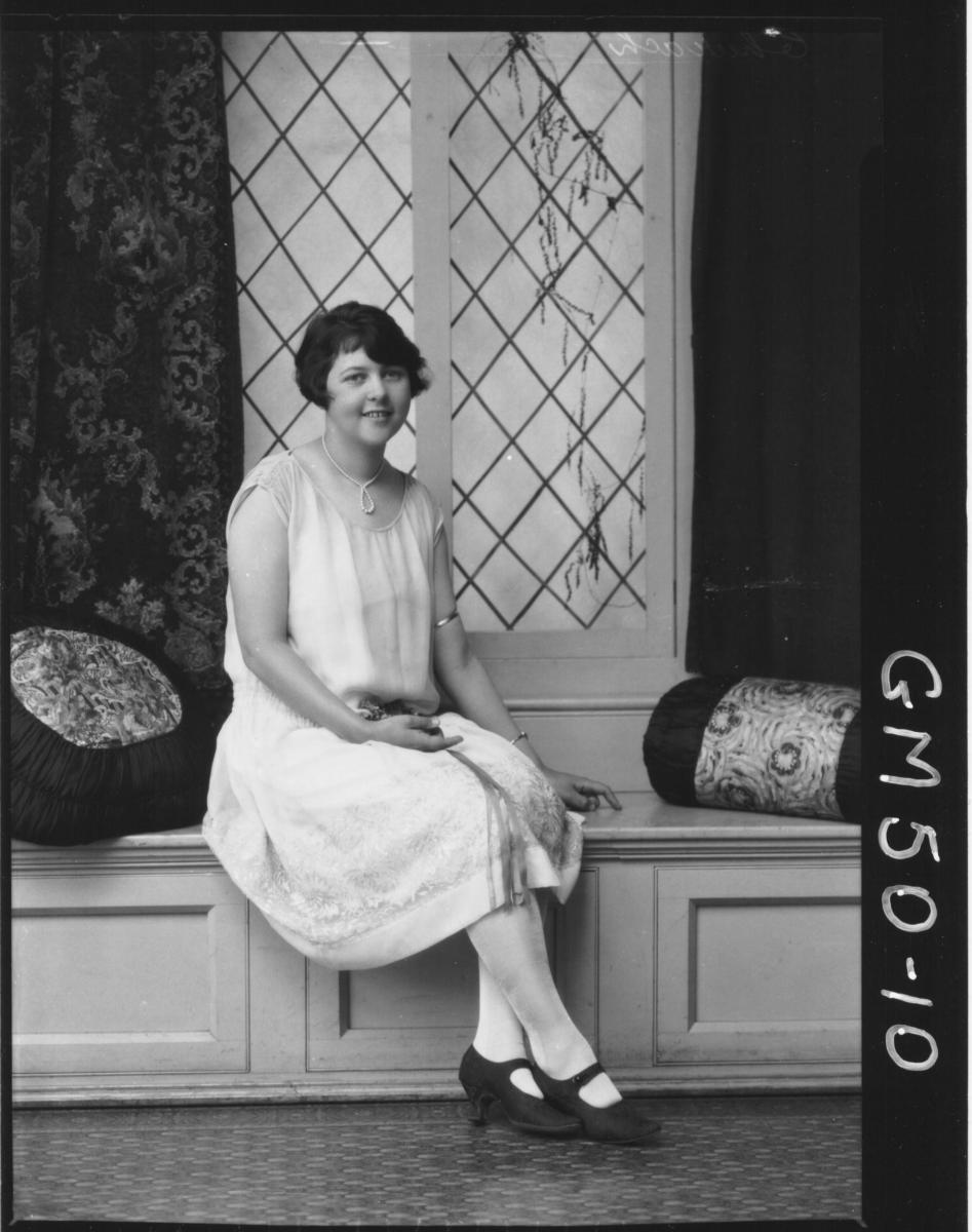 portrait of Miss Goldfields 1926, F/L Churack