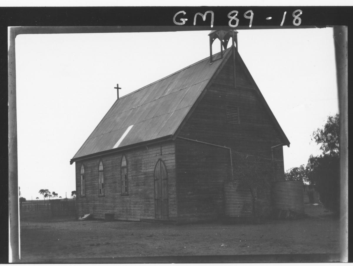 CHURCH, EDWARDS