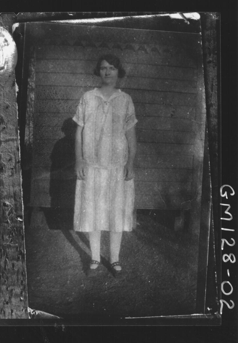 Copy of woman 'Jones'