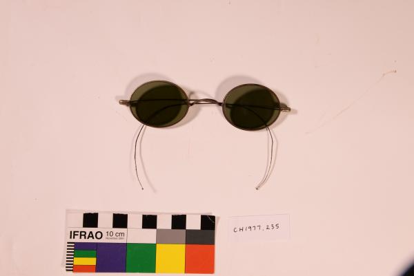 Sunglasses, early 1900s