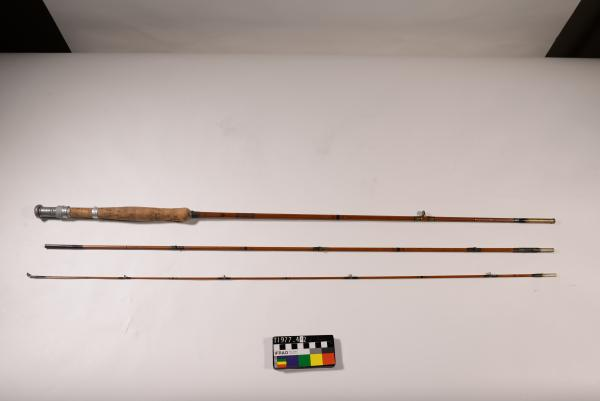 Trout rod (in 3 parts)