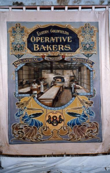 UNION BANNER, Eastern Goldfields Bakers