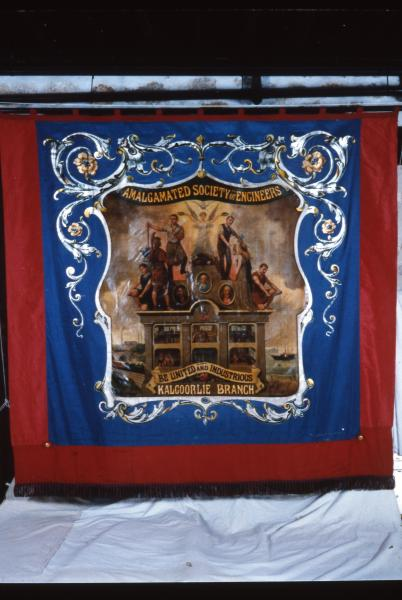 UNION BANNER, Engineers