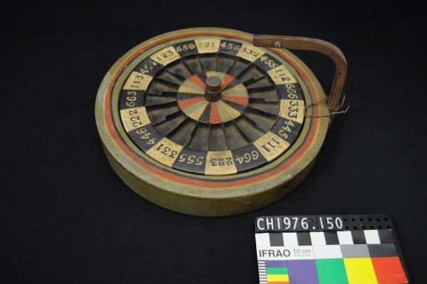 GAMBLING DEVICE