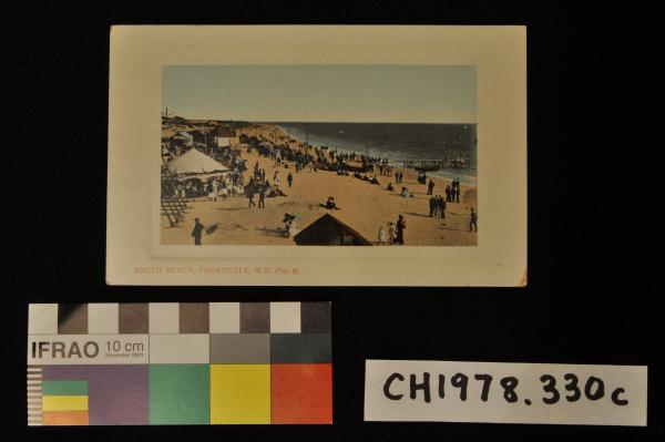 -10- PICTURE POSTCARDS