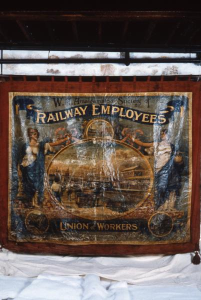 BANNER, TRADE UNION