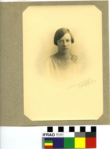 PHOTOGRAPH, portrait