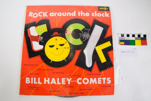 RECORD, LP, Bill Haley & His Comets, 'Rock Around the Clock'