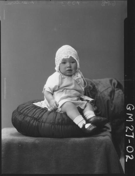 portrait of baby F/L, Martin