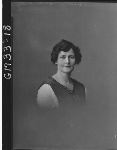 portrait of woman, H/S Haddy
