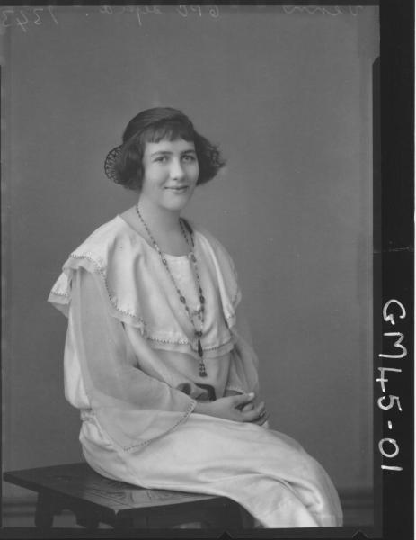 portrait of woman, Venn