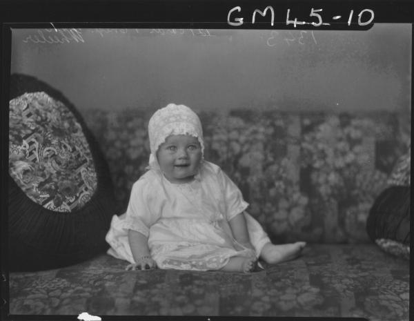 portrait of baby, Wheeler