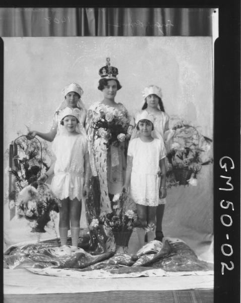 carnival queen, Kidd