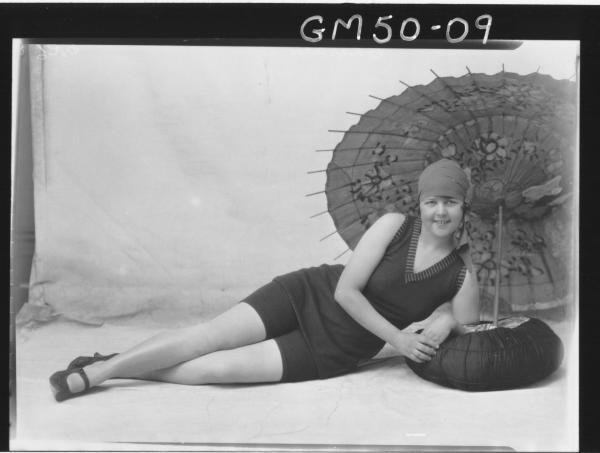 Miss Goldfields 1926, F/L Churack