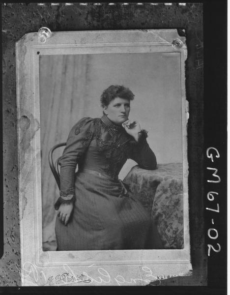 COPY OF PORTRAIT OF WOMAN, ENGLISH