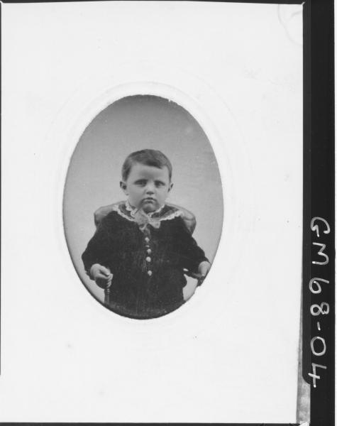 COPY OF PORTRAIT OF CHILD, MCLEOD