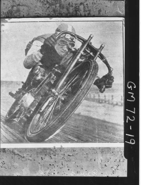 COPY OF MAN ON MOTORBIKE CRASH, DAVIES