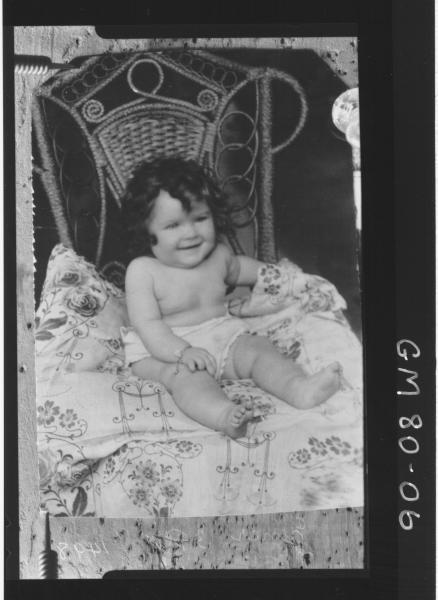 COPY OF PORTRAIT OF BABY, NENER