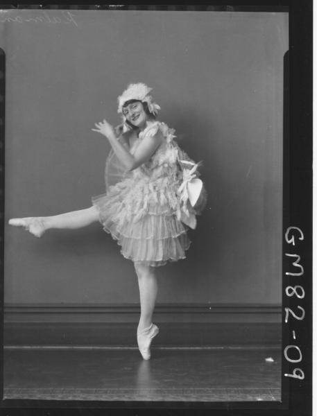 PORTRAIT OF BALLET DANCER, KALMAN