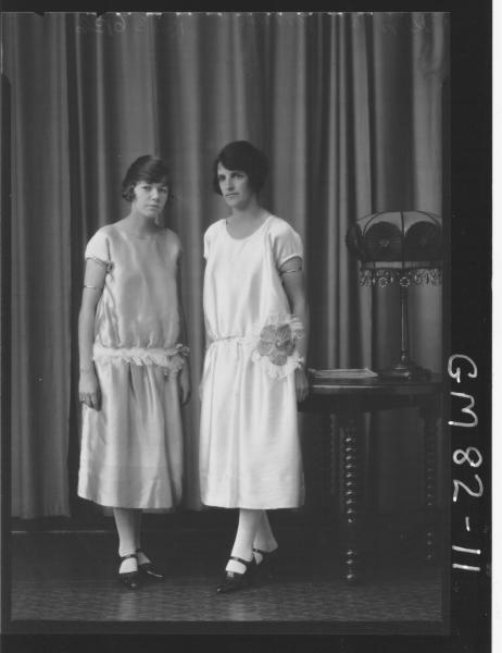 PORTRAIT OF TWO  WOMEN, F/L, KERR/JORDAN