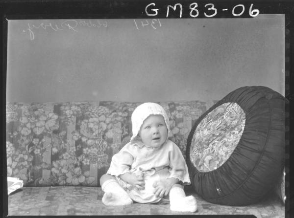 PORTRAIT OF BABY, ALDERIDGE