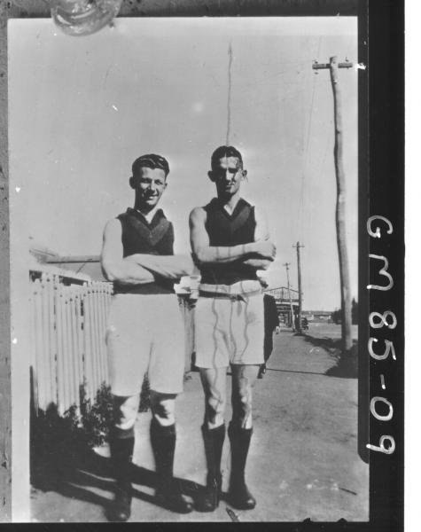 TWO MERREDIN FOOTBALLERS (COPY)