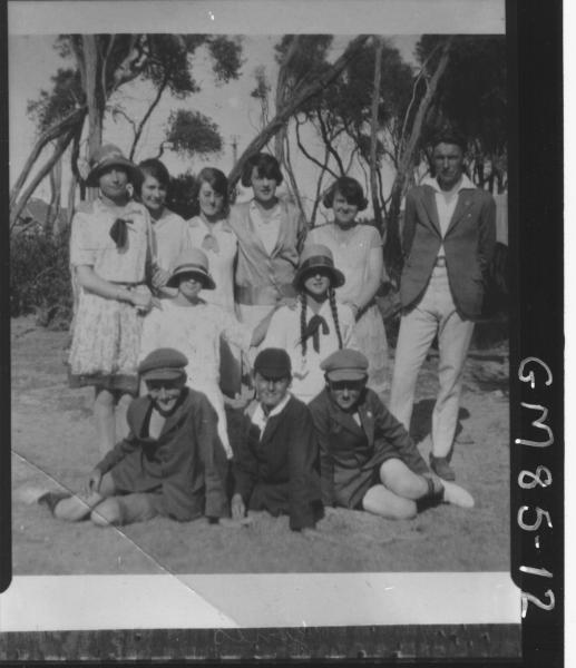 COPY OF GROUP OF YOUNG PEOPLE