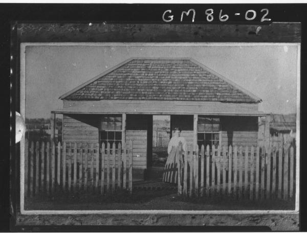 COPY OF WOMAN OUTSIDE HOUSE, MCNIVEN