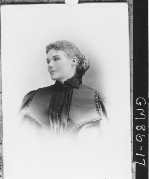 COPY OF PORTRAIT OF WOMAN, H/S, WATSON
