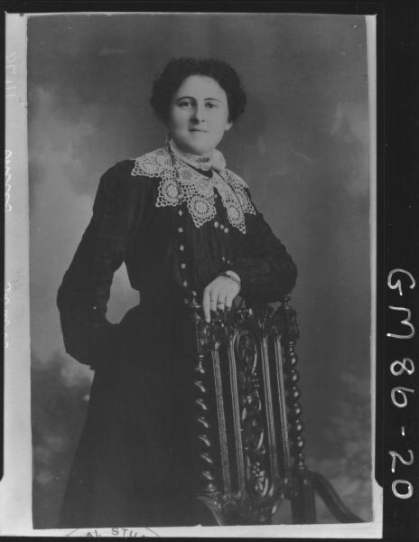 COPY OF PORTRAIT OF WOMAN, MILES