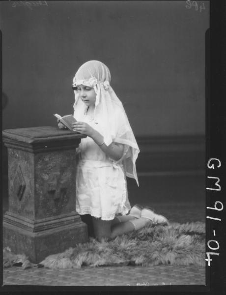 PORTRAIT OF CHILD, 'HUGHES'