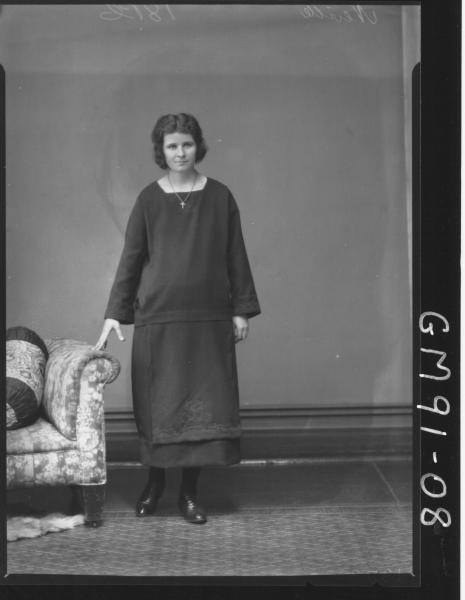 PORTRAIT OF WOMAN, 'NEVILLE'