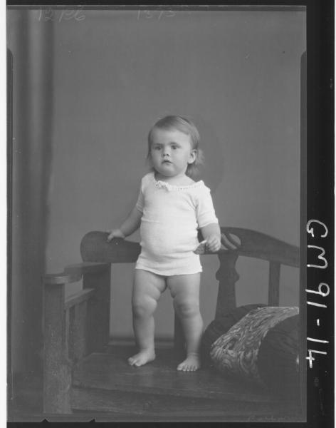 PORTRAIT OF CHILD, 'POLLARD'