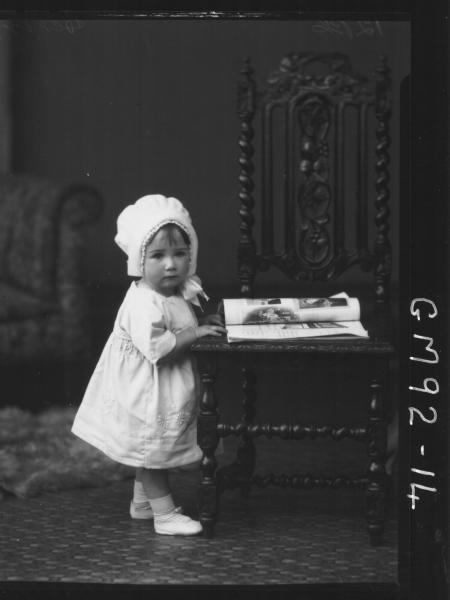 PORTRAIT OF BABY, 'HEHIR'