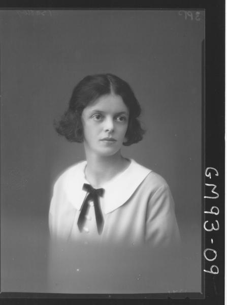 PORTRAIT OF WOMAN, 'BATTBY'