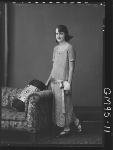 PORTRAIT OF WOMAN, 'NUTCHEY'